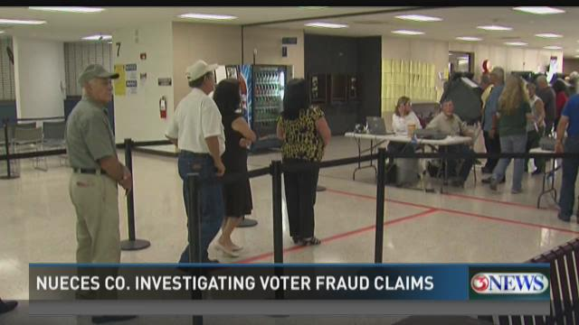 Nueces County investigating voter fraud claims | KiiiTV.com