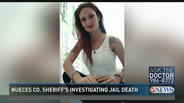 Nueces County Sheriff's Office investigating inmate death ...