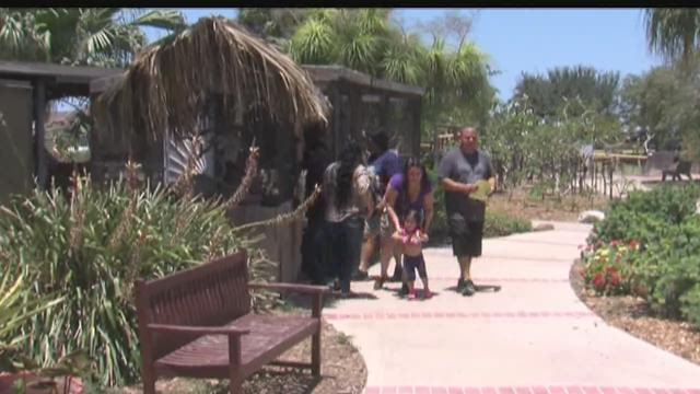 South Texas Botanical Gardens Offers Free Admission For Mom