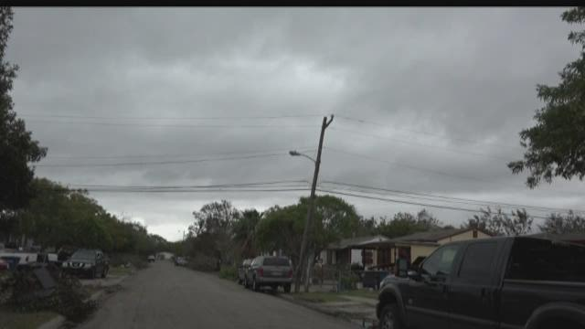 AEP Texas looking to restore power to 40 000 customers in